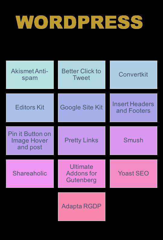 Plugins para WordPress - Vocabulario del blogging para principiantes