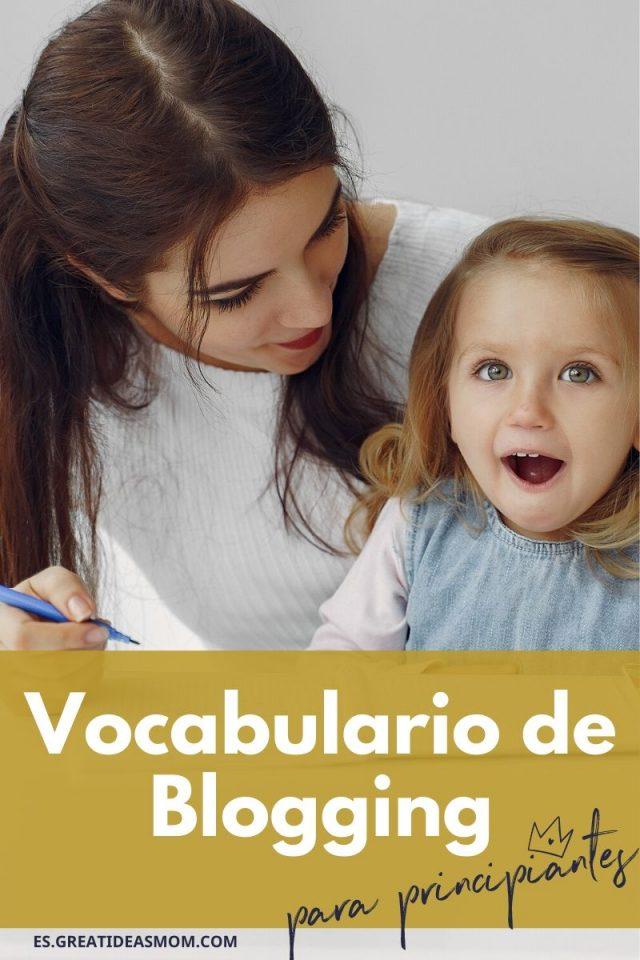 woman and a girl - Vocabulario del blogging